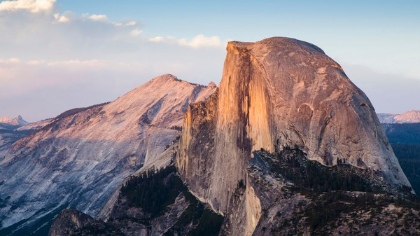 Yosemite National Park Used to Be 30 Percent Bigger