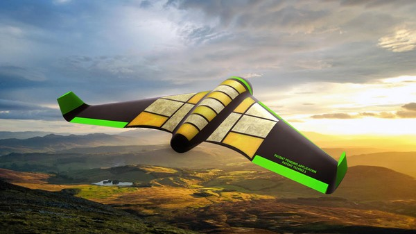 Facebook's Drone Creators Are Planning an Edible Humanitarian Aid Aircraft
