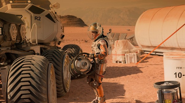 Why 'The Martian' Author Won't Join Elon Musk's Mars Mission