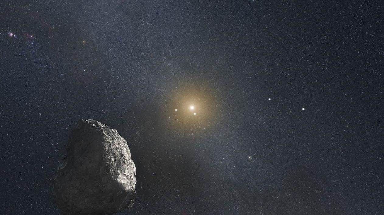 Scientists Discovered a New Dwarf Planet at the Edge of Our Solar System