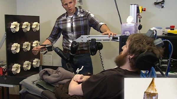 Electric Brain Implants Helped A Paralyzed Man Feel Again