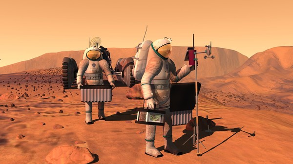 Can We Get a Human to Mars by 2030?