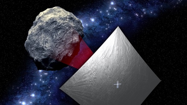 NASA's New Tool 'Scout' Spotted an Asteroid That Will Miss Earth by 300K Miles