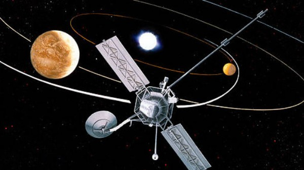 The First Probe to Visit Two Planets Launched on this Day in 1973