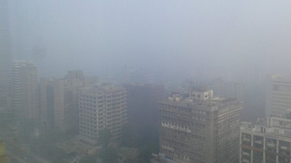 Pollution in Delhi Is So Bad Schools Are Closed for Three Days