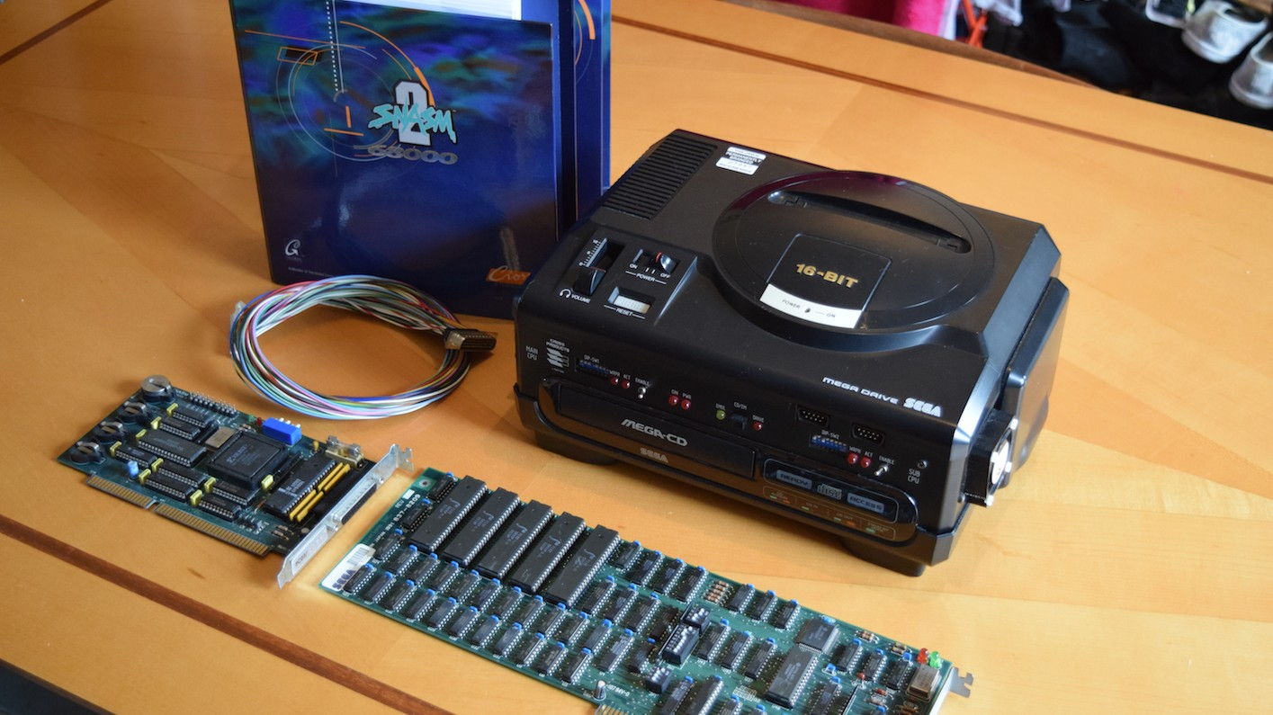 This Guy Is Making an All-New Sega Genesis Game the 90s Way