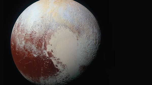 Pluto Likely Has an Ocean of Water Deep Under Its Surface