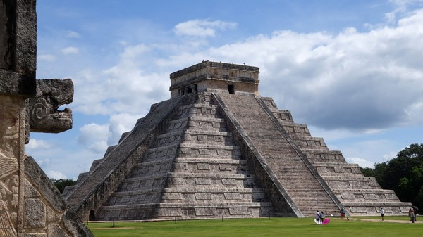 A Secret Pyramid Was Found Inside an Ancient Temple in Mexico