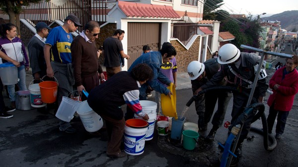 Bolivia Declares Water Emergency, El Niño Blamed