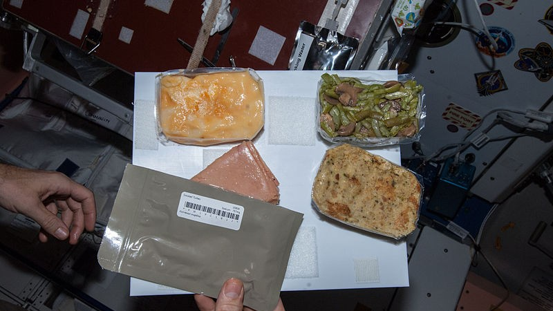 Happy Space Thanksgiving: How the Food-Stuffed Holiday Went Orbital