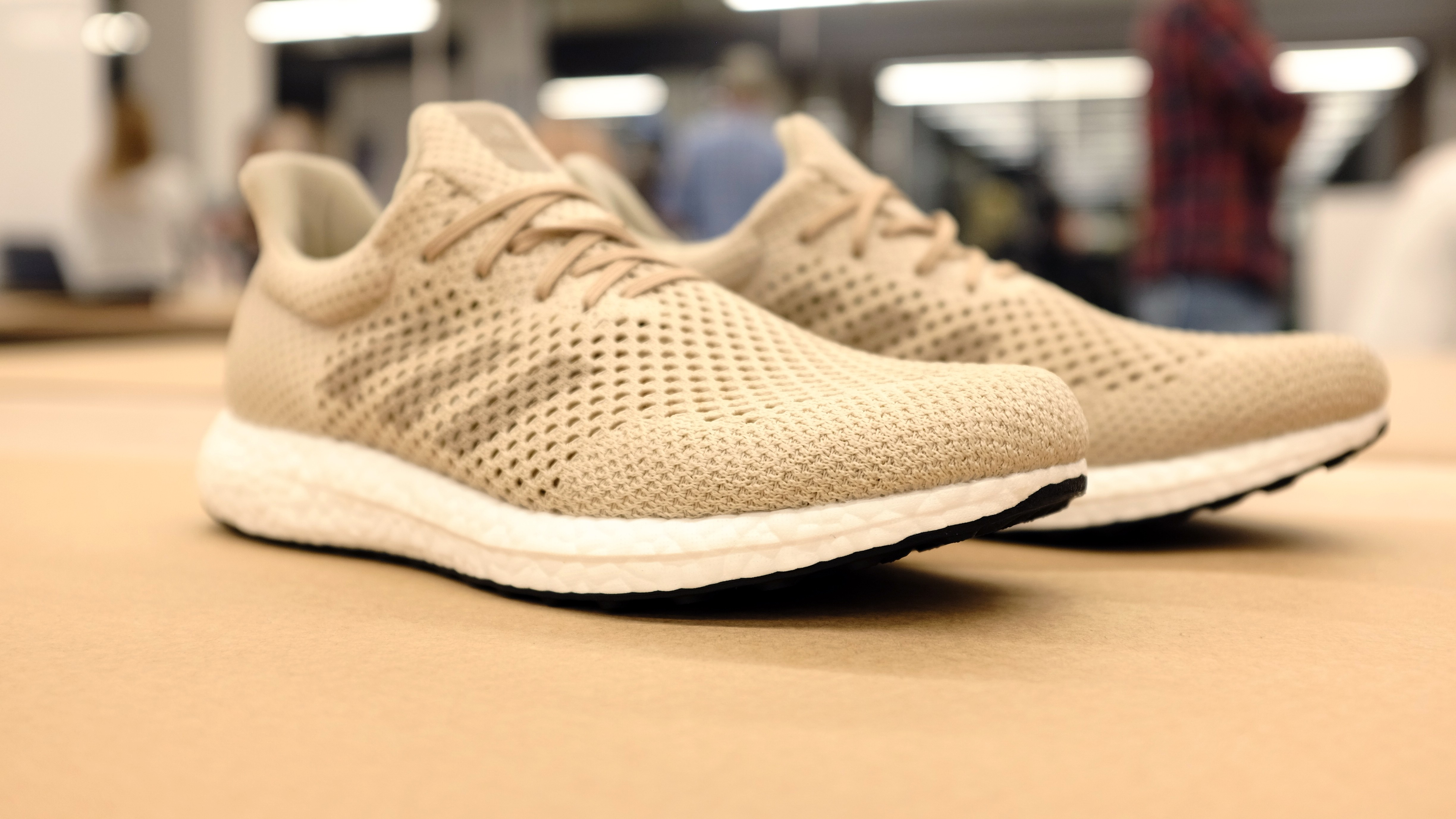 The New Adidas Are Made From Lab-Grown Spider Silk