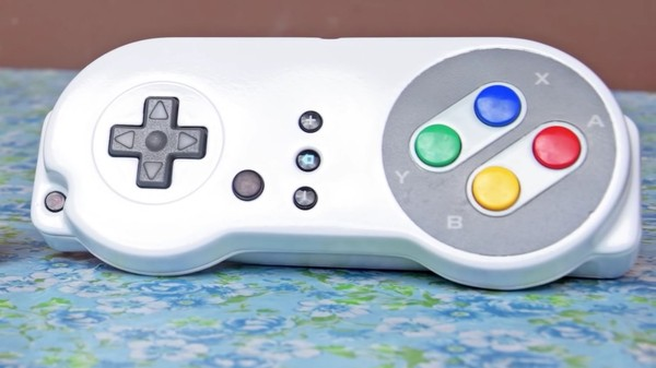 Upgrade Your Bulky Wii Remote into a Comfortable SNES Controller