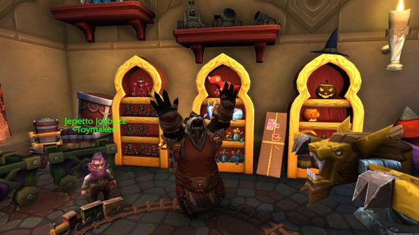 Motherboard's Gift Guide for Toys You Can Only Get Inside 'World of Warcraft'