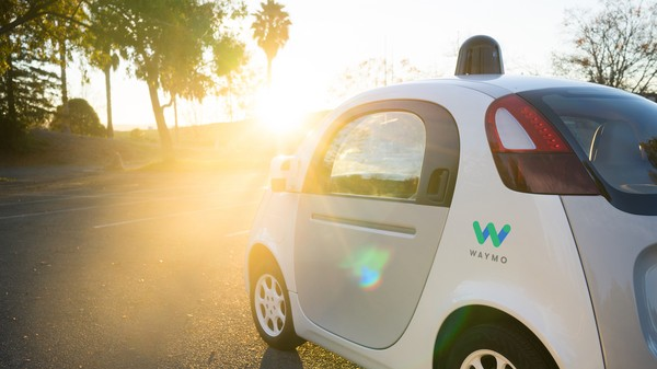 Google's Self-Driving Cars Have a New Name: 'Waymo'