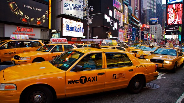3000 Ubers Could Replace NYC's Entire Taxi Fleet
