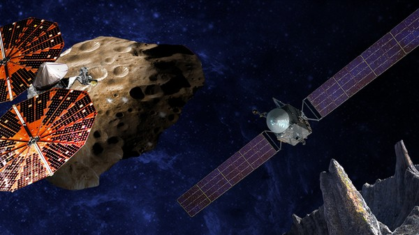 NASA Announces Exotic Asteroid Missions, Fueling Space Mining Hopes