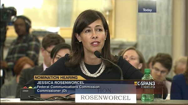 Obama Wants Rosenworcel Back at the FCC, But Trump's GOP May Balk