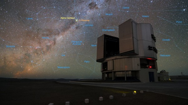 Massive Telescope Will Be Upgraded to Study the Nearest Exoplanets to Earth