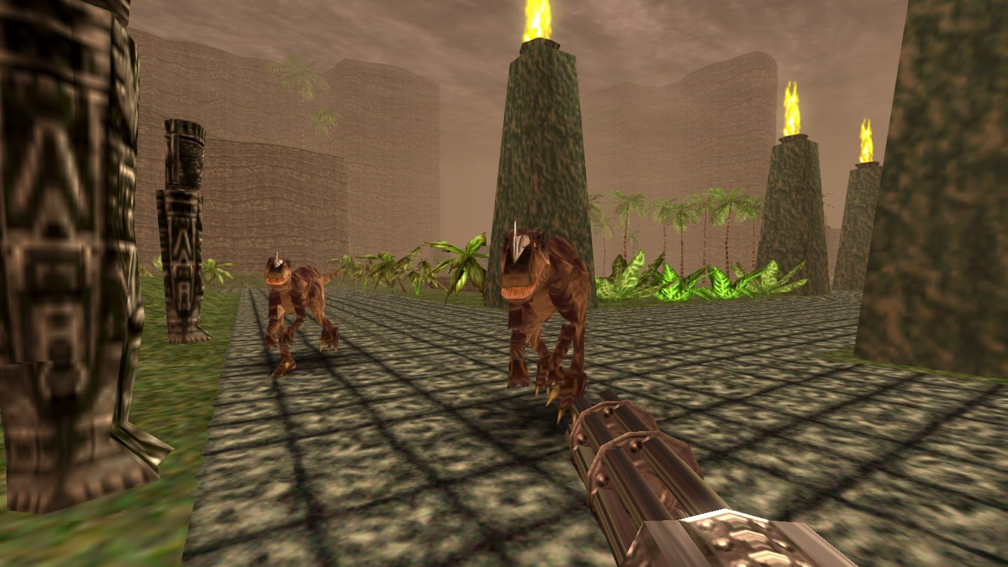 'Turok' Source Code Will Be Sold on eBay Soon, Thanks to Lucky Warehouse Find