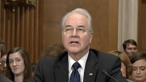 Trump's Pick for Health Secretary Doesn't Believe in Basic Science