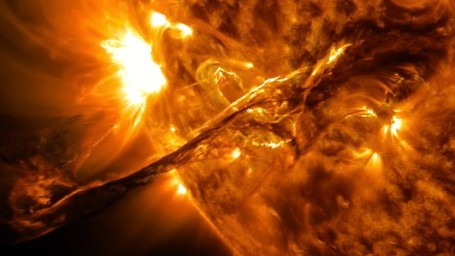 How a Solar Storm Almost Caused World War III