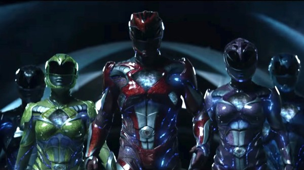 The New 'Power Rangers' Trailer Makes Me Want to Go Back to 1995