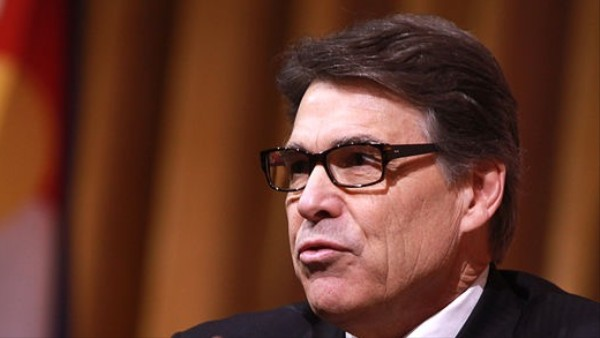 Rick Perry Doesn't Really Understand the Department of Energy He's About to Run