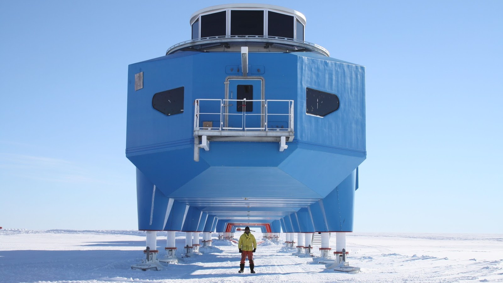 Climate Change Shut Down a Research Station in Antarctica, and Australia is Next
