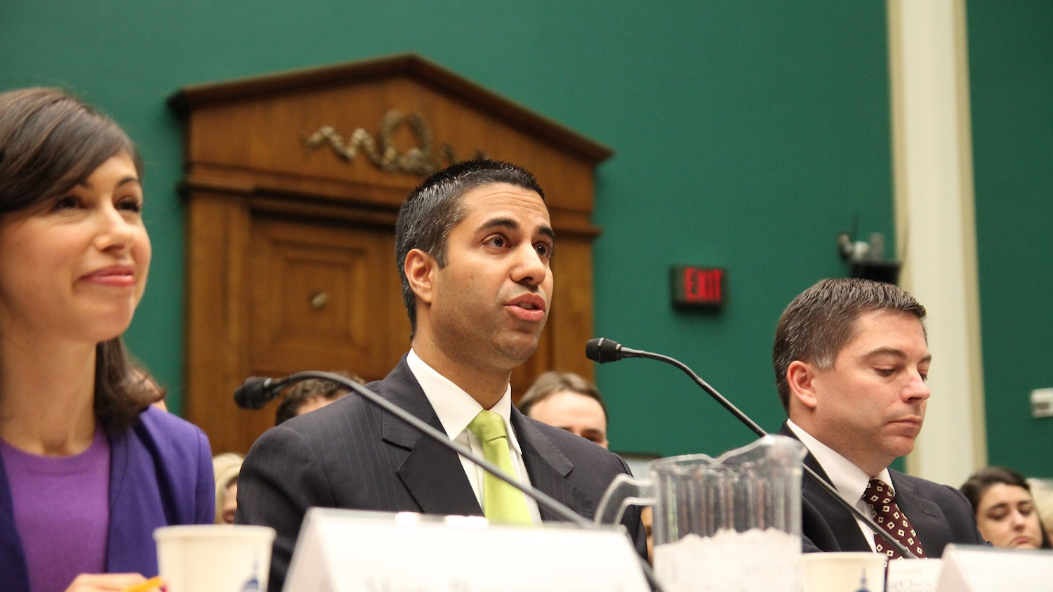Trump's Reported Pick to Run the FCC, Ajit Pai, Wants to Kill Net Neutrality