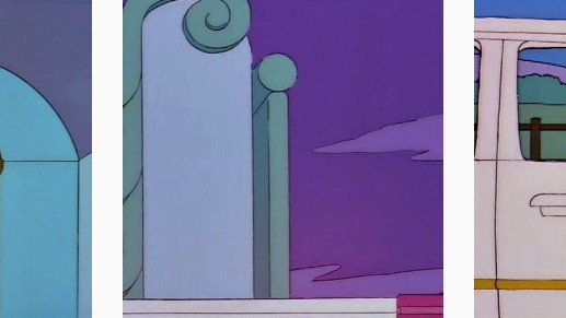 The 'Scenic_Simpsons' Instagram Reveals Springfield's Hidden Beauty