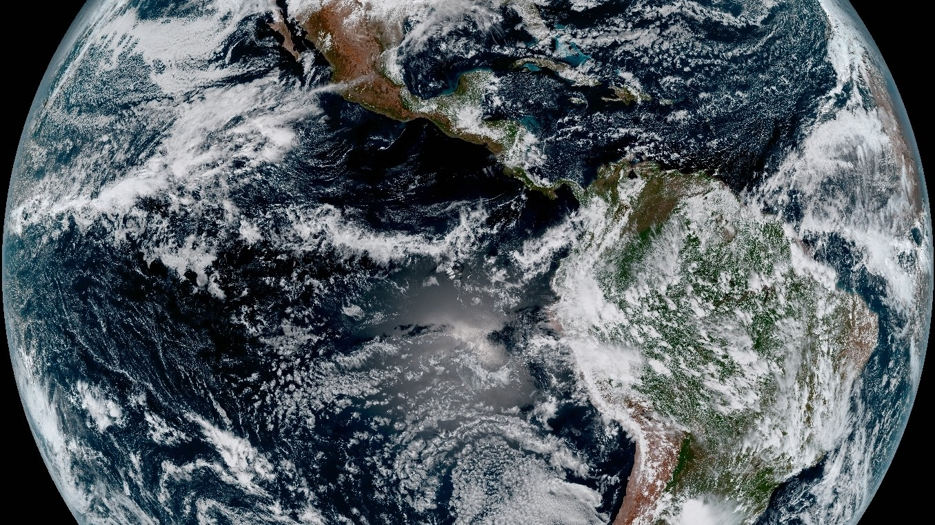 These Are The Best Satellite Images of Earth's Weather Taken So Far