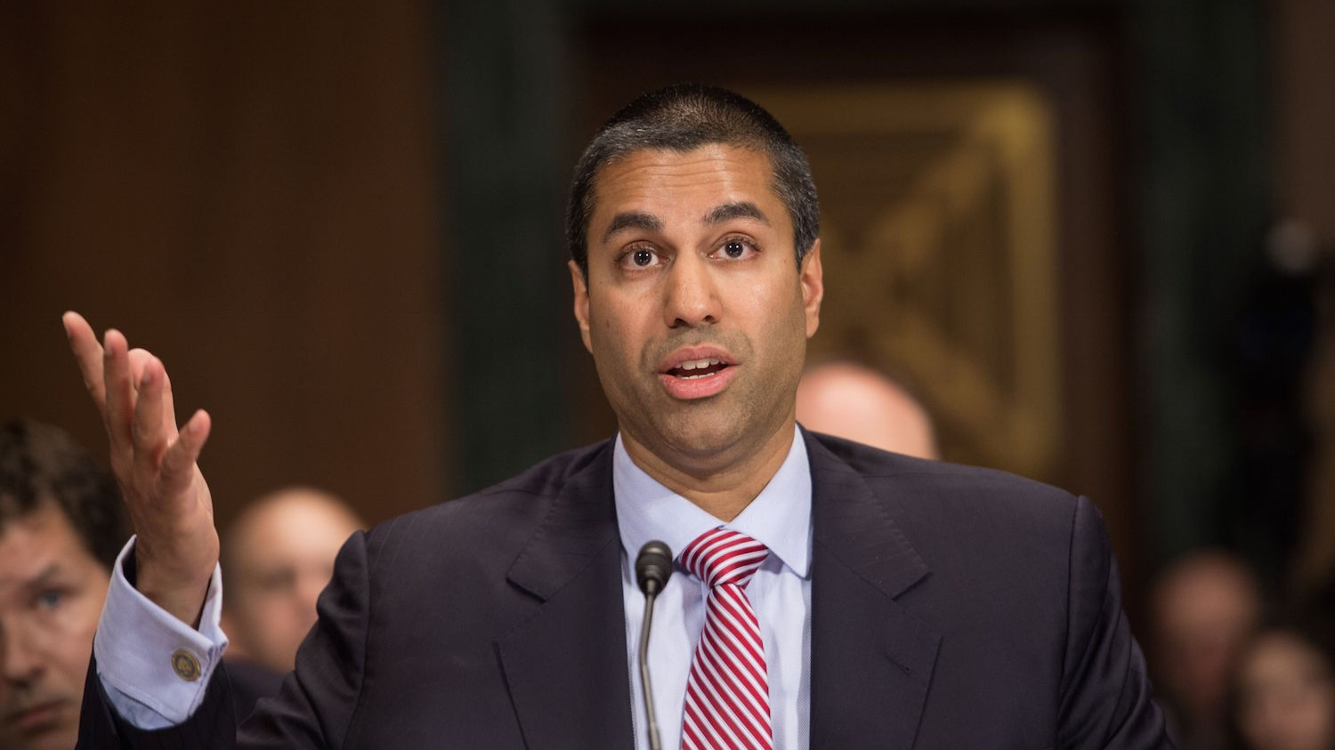 Big Telecom is Ecstatic About Trump's New FCC Boss Ajit Pai