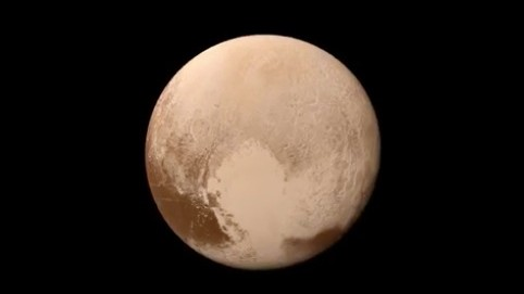 This Is the Closest You'll Get to Pluto For Now