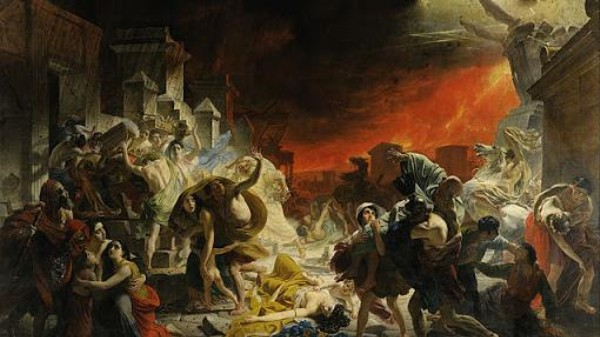 What a Bestseller About Vesuvius Does to Your Brain