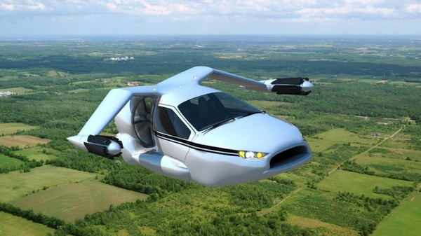 The Next Step for Flying Cars Is Flying On Their Own