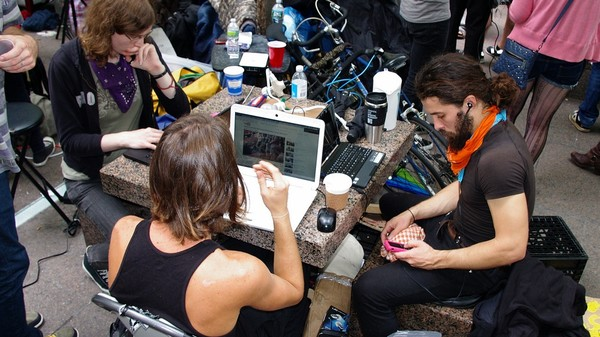The OccupyWallSt.Org Founder Wants to Replace Government with the Tech Industry