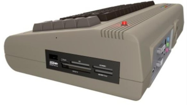 Well Of Course the Commodore 64 Is Coming Back