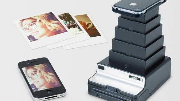The Impossible Project Wants To Put Your iPhone Pictures on Film