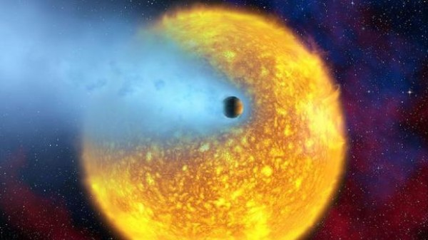 Newly-Discovered Planet Is Boiling Away, Won't Be Around for Long
