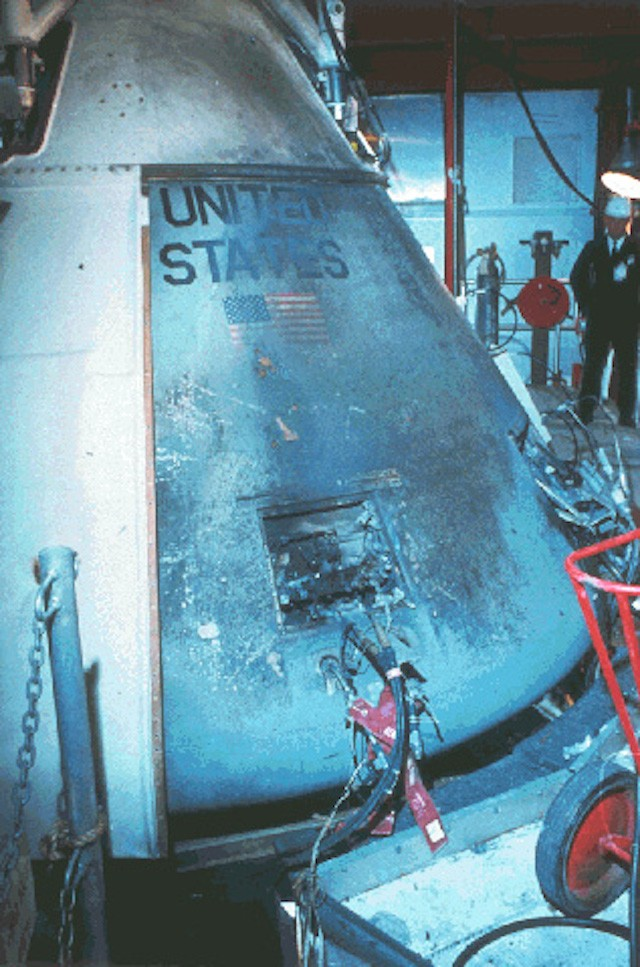 Heat and Ashes: The Untold Story of the Apollo 1 Fire - VICE