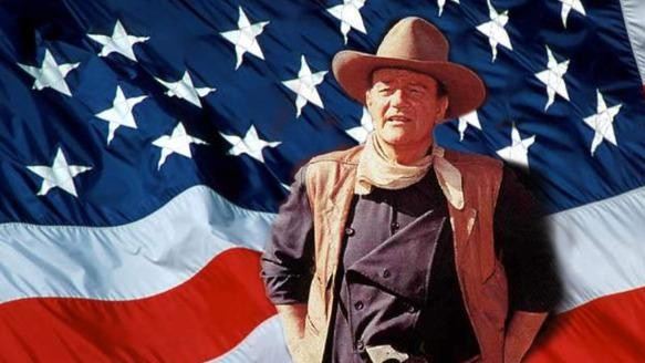 John Wayne Helps the Pentagon Put Things In Perspective