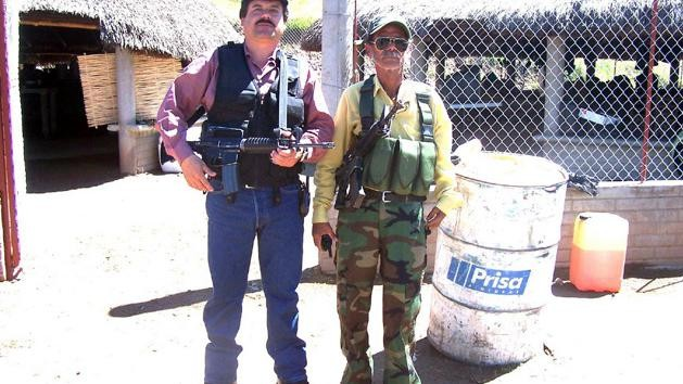"Is This the Real Joaquín ""el Chapo"" Guzmán?"