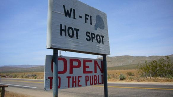 Free Wi-Fi: The Movement to Give Away Your Internet for the Sake of Humanity