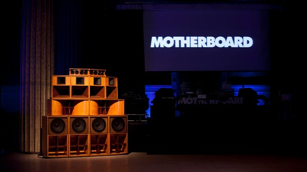 Motherboard Relaunch Party Redux