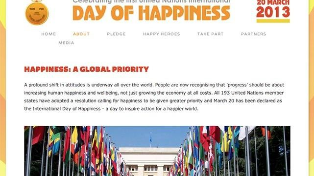 The UN Wants to Quantify Global Happiness
