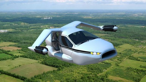The TF-X Will Be the First Flying Car That Actually Works Like a Flying Car