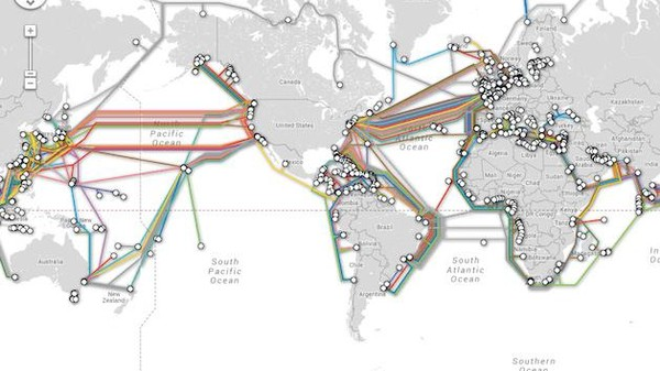 Wiretapping Undersea Fiber Optics Is Easy: It's Just a Matter of Money