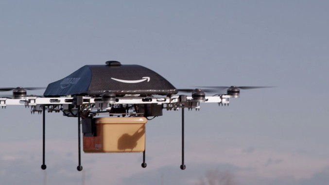 Amazon Is Hiring Software Engineers For Its Drone Delivery Service