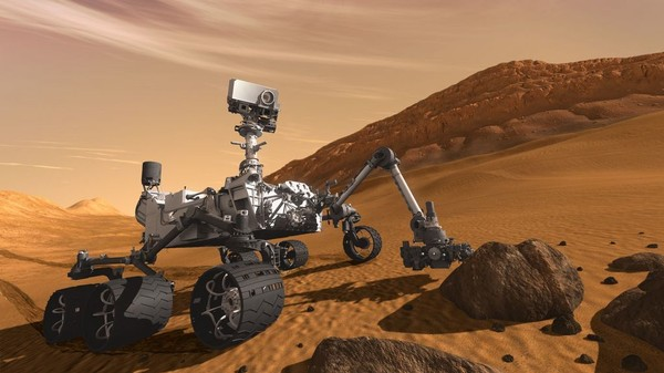 If There Are Microbes on Mars, We Might Have Put Them There