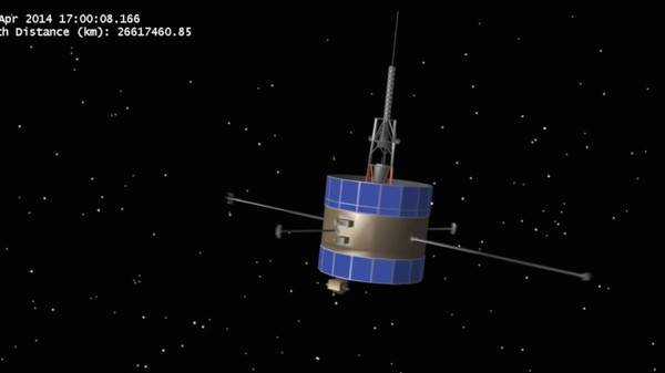 Citizen Scientists Are Blasting Signals to Space to Revive NASA's Old Spacecraft